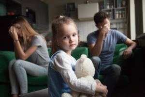 what's in the best interests of the child when parents divorce